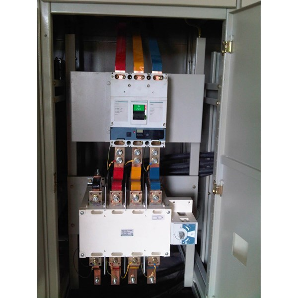 Panel Changeover Switch COS Ohm Sakelar