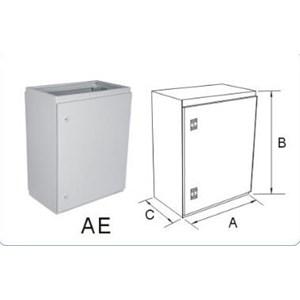 Dari Panel Box Indoor ukuran 30x40x25cm Ketebalan Plat 1.6mm  0