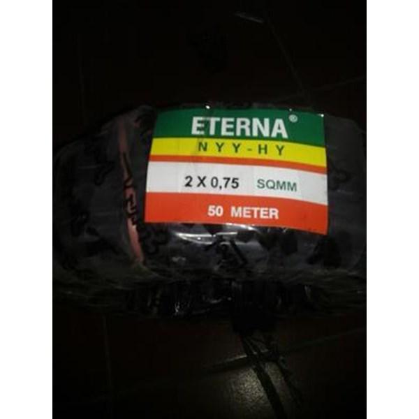 Kabel Listrik Extrana NYYHY 2 x 0.75mm²