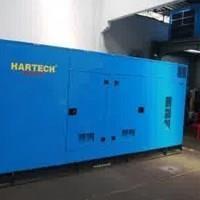 Genset Solar atau Diesel HT - 1000 CC