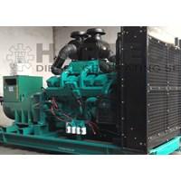 Genset Solar atau Diesel HT - 750 CC