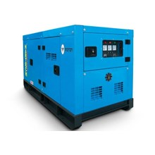 Genset Solar atau Diesel HT - 25 F