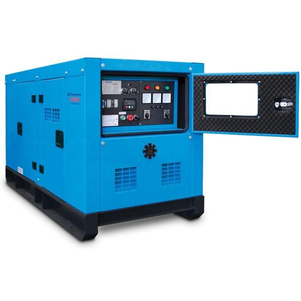 Genset Solar atau Diesel HT - 70 LV