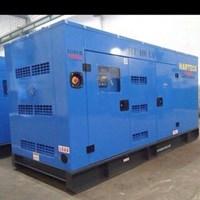 Genset Solar atau Diesel HT - 100 LV