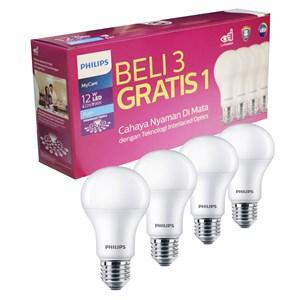 Lampu Philips Led Bulb 12w e27