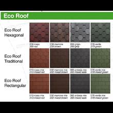 Genteng Aspal Tegola Eco Roof