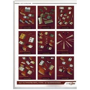Sparepart Machinery Textiles