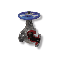 "Eagle J Series Cast Steel Globe Valves 2½"" - 16"""