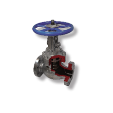 Eagle J Series Cast Steel Globe Valves 2½