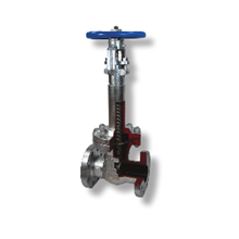 L Series Cast Steel Gate Valves 2½