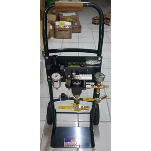 Dari Pneumatic Hydrotest Pump 1
