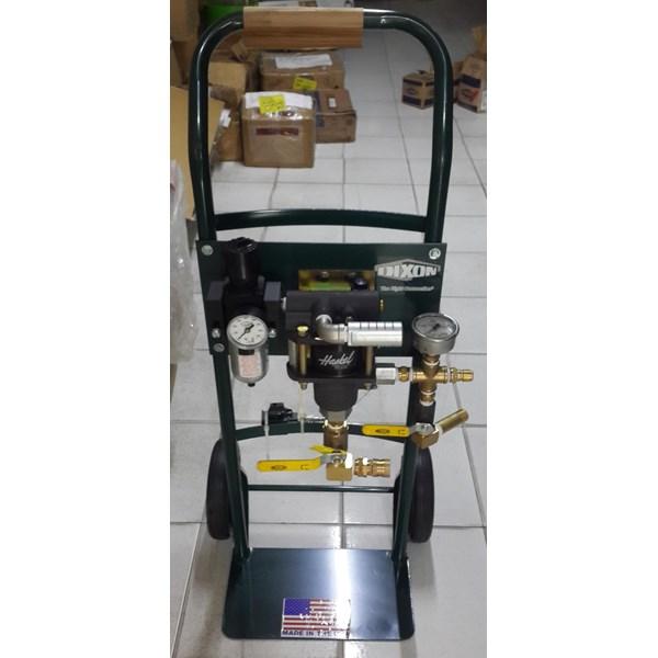 Pneumatic Hydrotest Pump