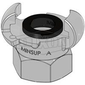 Hose Couplings MINSUP Type A Female End