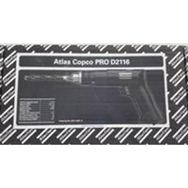 Mesin dan peralatan Bor pneumatik ATLAS COPCO PRO D2116
