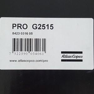 Dari Pahat dan Alat Pemotong Pneumatik ATLAS COPCO PRO G2515 0