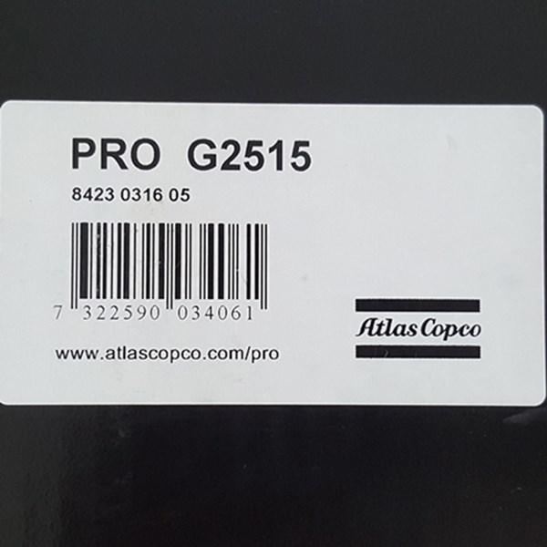 Pahat dan Alat Pemotong Pneumatik ATLAS COPCO PRO G2515