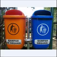 Tempat Sampah Organic Dan Non Organic 1