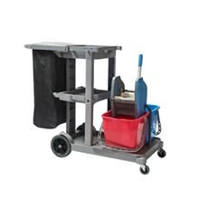 Janitor Cart Clean tools