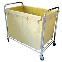 Jual Rectangle Laundry Cart