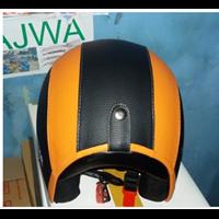 Helm Motor Custom Bogo 1