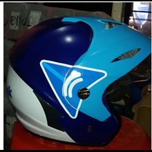 Helm Motor Promosi