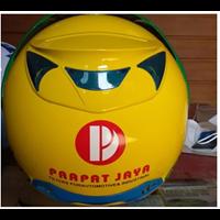 Jual Helm Custom Promosi Prapat Jaya