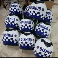 Jual Helm Motor Dishub Custom