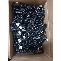 KABEL TOP TIES/CABLE TIES 240MM