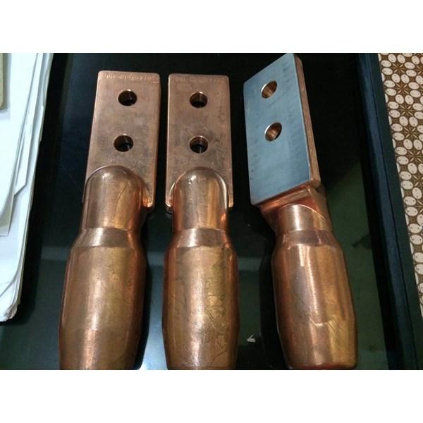 SKUN CABLE TEMBAGA 2 LUBANG 630mm