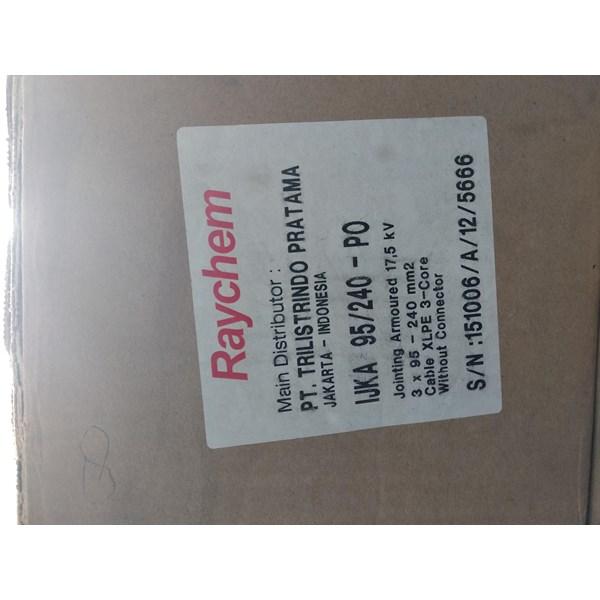 JOINTING KABEL RAYCHEM 3X95-240MM XLPE 17KV