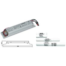 Small Emergency ECL 1-240 Battery 4.8 2.5-120M