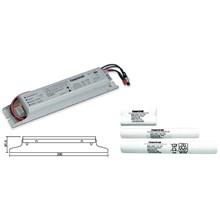 Baterai Kecil Emergency ECL LED 2A-240 7.2 2.5-120M