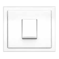 Jual Saklar Rania Accessories Single Momentary Switch 10A. matching frame. in AW