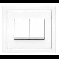Jual Saklar Rania Accessories  Dual momentary switch In BB. BC. BN. SB. SC or SN