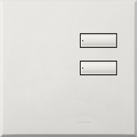 Switch International Seetouch QS Wallstations 2-button. in AR. AW. or MC