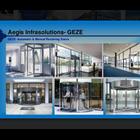 Geze Revolving Door German 1