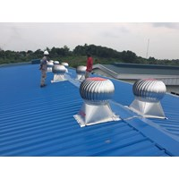 Cyclevent Turbine Ventilator Non Electric CV-60 24-Inch