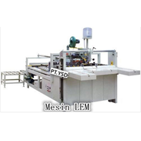 Mesin Box Karton Kardus (Glue Machine) Perekat