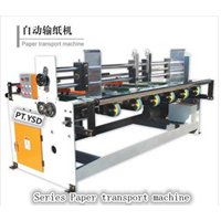 Mesin Box Karton (Paper Transport Machine)