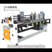 Cardboard Box Machine (Paper Transport Machine)