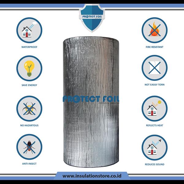 Aluminium Foil Foam Thermal 55212-5