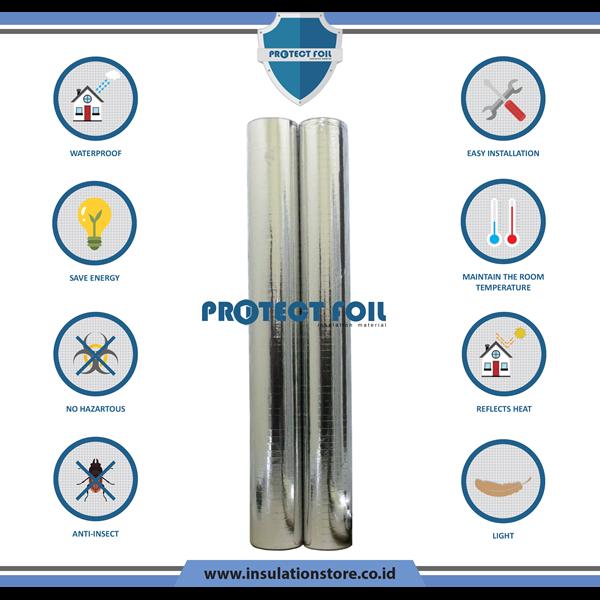 Aluminium Foil Paper Insulation 20120