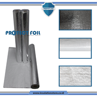 Distributor Aluminium Foil Woven Insulation 1010 3