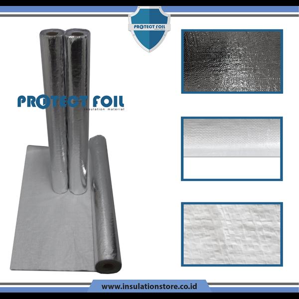 Aluminium Foil Woven Insulation 1010