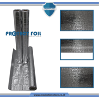 Distributor Aluminium Foil Woven Insulation 1011 3