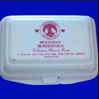 Kotak Makan Styrofoam Printing 1