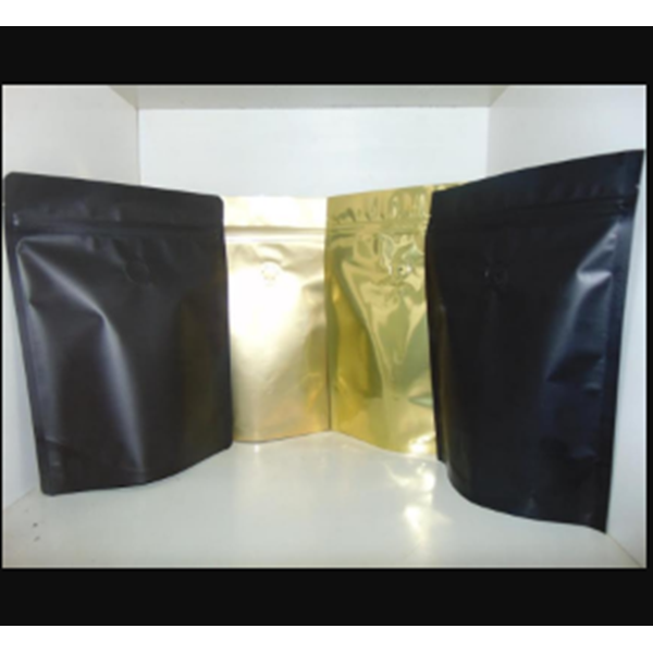 Standing Pouch With Zipper