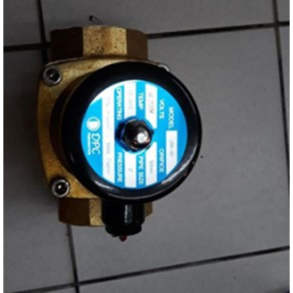 Pneumatic Rubber Fender Two Way Valve