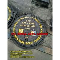 Distributor MANHOLE chamber COVER BULAT KS diameter 60 cm 3