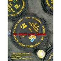 Beli MANHOLE chamber COVER BULAT KS diameter 60 cm 4